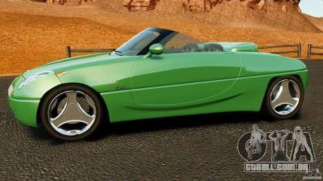 Daewoo Joyster Concept 1997 para GTA 4 esquerda vista
