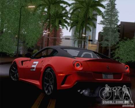 Optix ENBSeries para PC poderoso para GTA San Andreas quinto tela