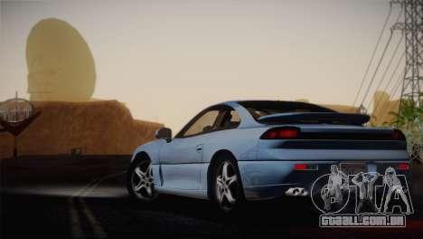Dodge Stealth RT Twin Turbo 1994 para GTA San Andreas esquerda vista