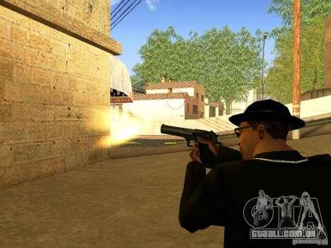 Desert Eagle MW3 para GTA San Andreas oitavo tela