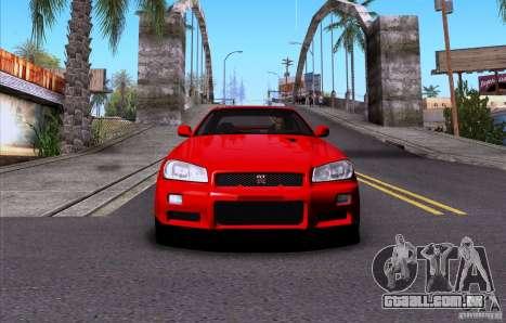 ENBSeries by HunterBoobs v3.0 para GTA San Andreas sétima tela
