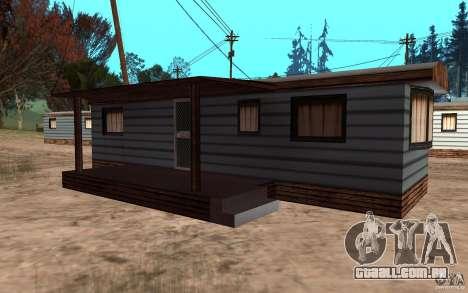 Nova cidade de reboque para GTA San Andreas segunda tela