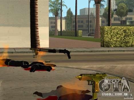 Armas nacional-versão 1.5 para GTA San Andreas décima primeira imagem de tela