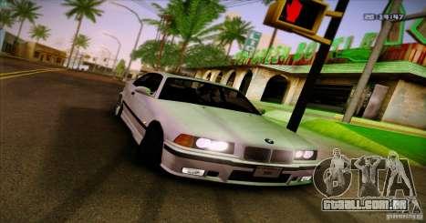 Paradise Graphics Mod (SA:MP Edition) para GTA San Andreas quinto tela