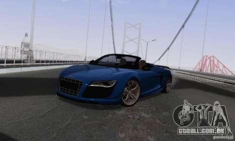 ENBSeries by dyu6 v6.5 Final para GTA San Andreas segunda tela