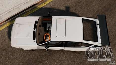 Alfa Romeo GTV6 1986 para GTA 4 vista direita