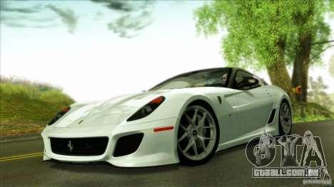 SA_New gráfico HQ para GTA San Andreas sexta tela