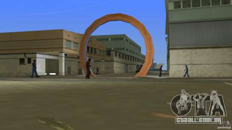 Stunt Dock V2.0 para GTA Vice City segunda tela