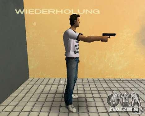Armas de Pak de GTA4 para GTA Vice City décima primeira imagem de tela