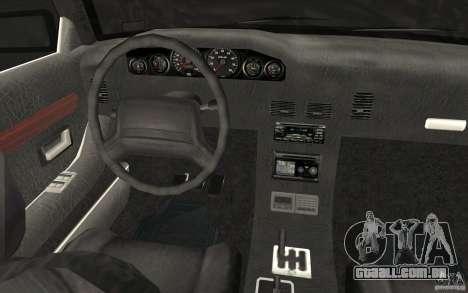 GTA3 HD Vehicles Tri-Pack III v.1.1 para GTA San Andreas vista interior