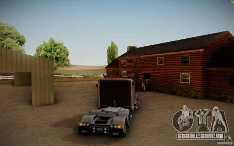 Mack Pinnacle Rawhide Edition para GTA San Andreas vista direita