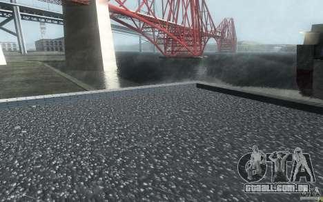 Ponto de verificação caixa de HD para GTA San Andreas por diante tela