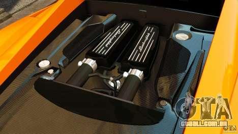 Lamborghini Gallardo LP570-4 Superleggera para GTA 4 vista lateral