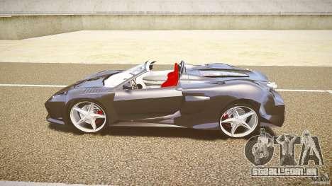 Ferrari F430 Extreme Tuning para GTA 4 traseira esquerda vista