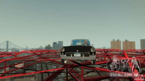 Smith Thunderbolt Mafia II para GTA 4 vista direita