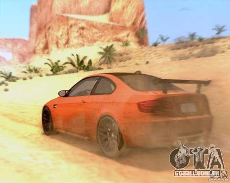 SA_NGGE ENBSeries para GTA San Andreas sétima tela