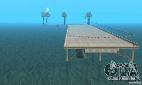 Dan Island v1.0 para GTA San Andreas segunda tela