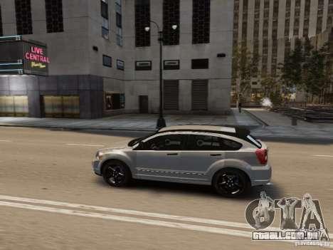 Dodge Caliber para GTA 4 motor