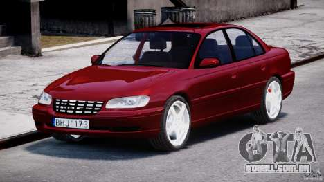 Opel Omega 1996 V2.0 First Public para GTA 4