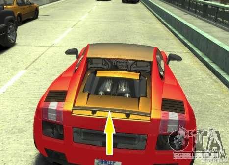 Lamborghini Gallardo LP560-4 [EPM] para GTA 4