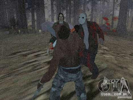 Scary Town Killers para GTA San Andreas segunda tela