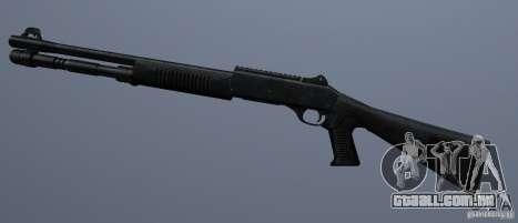 XM1014 para GTA San Andreas terceira tela
