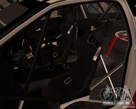 Citroen DS3 WRC para GTA San Andreas vista direita