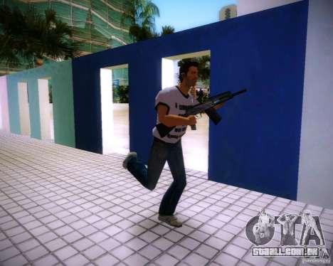 Saiga 12 k para GTA Vice City segunda tela