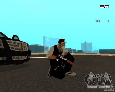 Weapon Pack para GTA San Andreas sétima tela