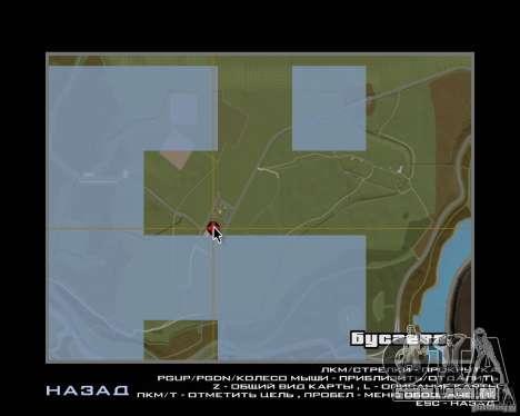 Um Busaevo para o CD para GTA San Andreas sexta tela