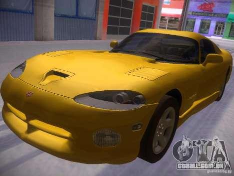 Dodge Viper 1996 para GTA San Andreas