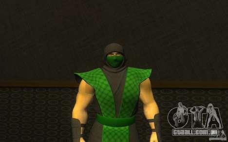 Retro Reptile mk para GTA San Andreas