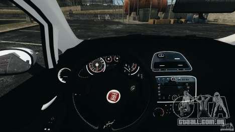 Fiat Punto Evo Sport 2012 v1.0 [RIV] para GTA 4 rodas