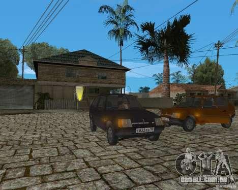 ZAZ Tavria 1102 para GTA San Andreas esquerda vista