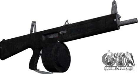 A shotgun AA-12 para GTA San Andreas
