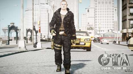 Jake Mueller para GTA 4 terceira tela
