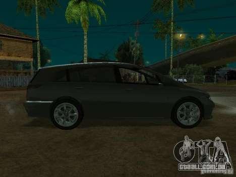 Perene de GTA 4 para GTA San Andreas vista traseira