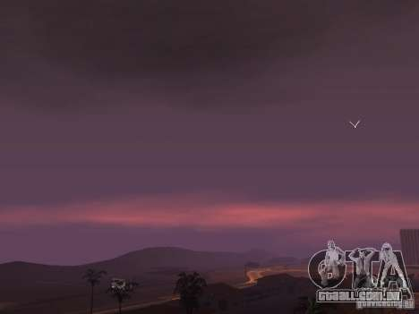 Timecyc - Purple Night v2.1 para GTA San Andreas