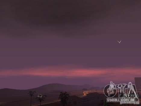 Timecyc - Purple Night v2.1 para GTA San Andreas