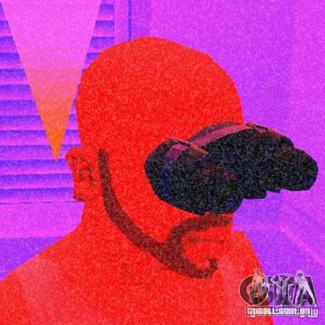 Goggles HD para GTA San Andreas terceira tela