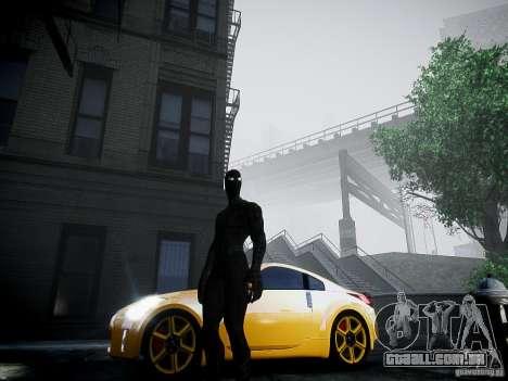 Spider Man Black Suit para GTA 4