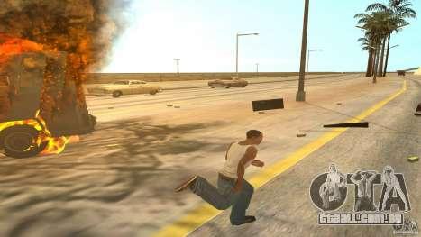 Bônus coletores v 1.2 para GTA San Andreas por diante tela
