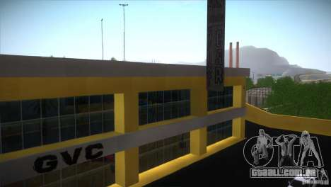 San Fierro Upgrade para GTA San Andreas nono tela