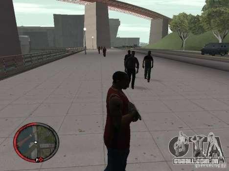 MASSKILL para GTA San Andreas segunda tela