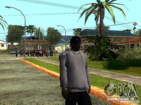 Crips para GTA San Andreas décimo tela