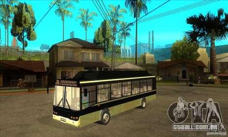 LIAZ 5256 para GTA San Andreas
