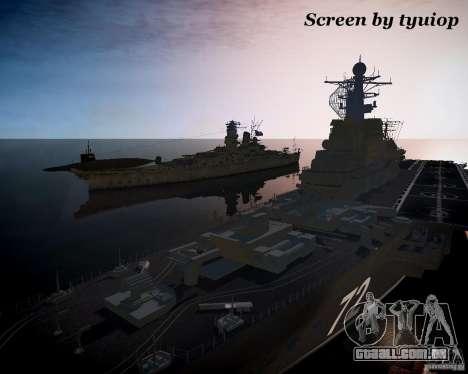 Marinha para GTA 4