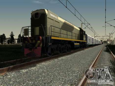 Tem2um-463 para GTA San Andreas