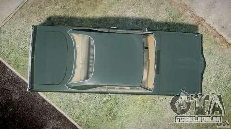 Dodge Dart 1975 [Final] para GTA 4 vista direita