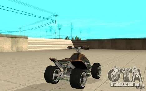 Powerquad_by-Woofi-MF pele 3 para GTA San Andreas traseira esquerda vista